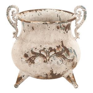 Quine Metal Vase