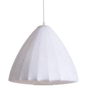 1 Light Lunar White Ceiling Pendant