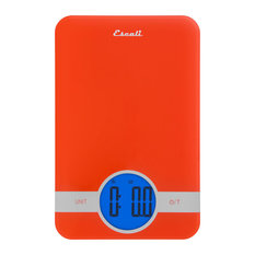Ciro Digital Scale, 11 Ib / 5Kg, Orange