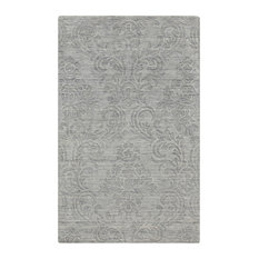 Etching Area Rug, 8'x11'