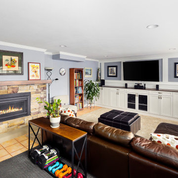 Bellevue -Whole House Remodel