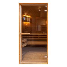 """""""Sauna"""" Photo Door Wallpaper, 80x210 Cm"""