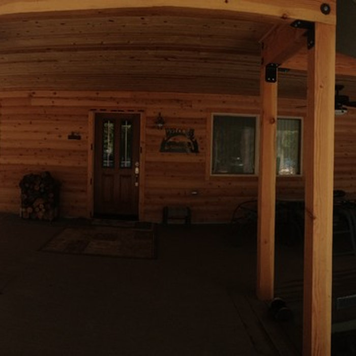 Butte Meadows Cabin