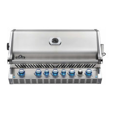 Prestige PRO 665 Built-In Grill with Infrared Rotisserie, Propane Gas