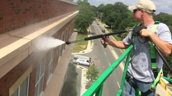 Commercial Pressure Washing in Huntersville, NC