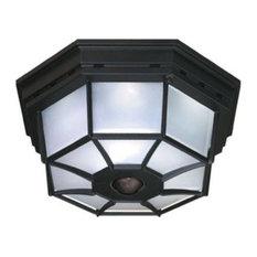 Octagonal Ceiling Light, 360 Degrees DualBrite