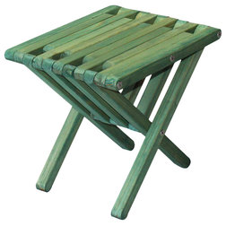 Transitional Outdoor Side Tables by GloDea