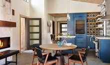 Houzz Tour: Eclectic Mountain Modern Decor in a Cozy Cabin