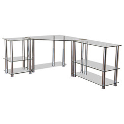 Contemporary Desks And Hutches by RTA Home and Office
