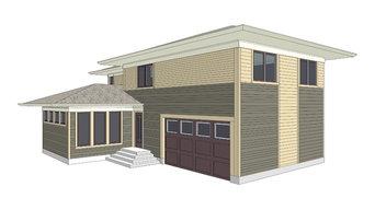 Lisle Eco-House