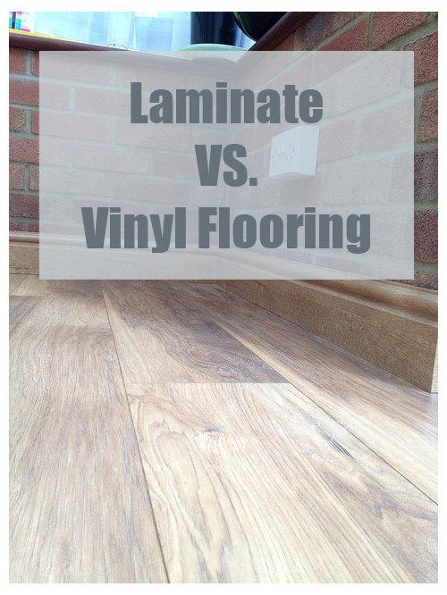 Laminate Vs Vinyl