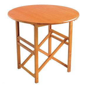 T-80 Honey Varnished Table