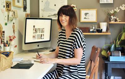 Creatives at Home: Maria Breeden in Her Jeweller's Studio