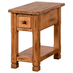 Good Transitional Side Tables And End Tables by Sunny Designs Inc