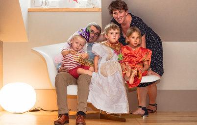 Suivez le Guide : L'appartement familial d'un collectionneur d'art