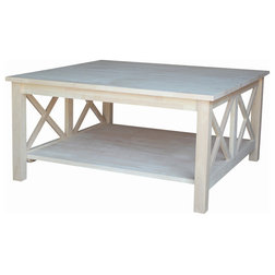 Beach Style Coffee Tables by International Concepts