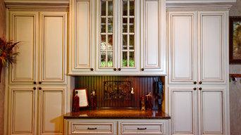 Glazed Kitchen Cabinets Atlanta