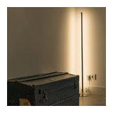 Floor Lamp Line-Up LED Chrome