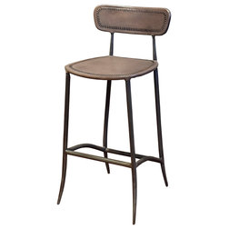 Industrial Bar Stools And Counter Stools by William Sheppee