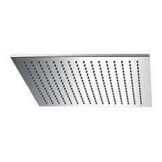 """Fontana LED Shower Head, 12"""""""