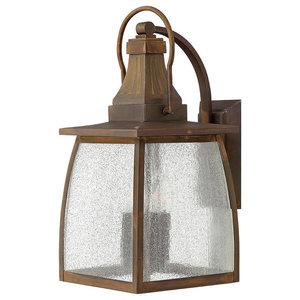 Montauk Outdoor Wall Light, Large