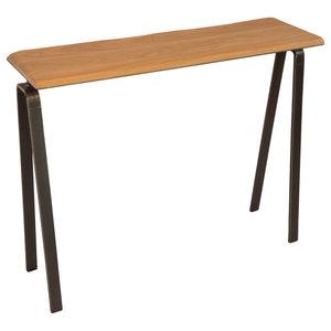 Lezia Console Table, Large