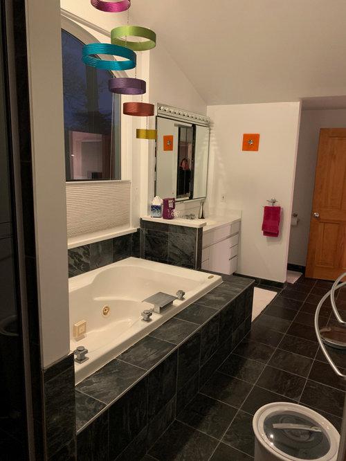 Help To Reconfigure Master Bath