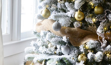 Bestselling Christmas Trees and Trim