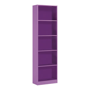 iJoy Bookcase, Purple