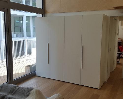 Cucina a scomparsa su misura minicucina completa da loft milano - Cucina su misura milano ...