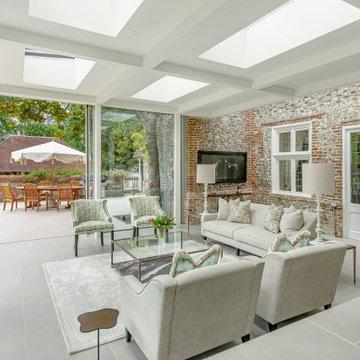 The Amesbury Garden Room