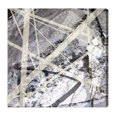 "Oliver Gal ""Rien"" Canvas Art, 30""x30"""
