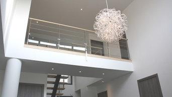 Maisons contemporaine Esprit Loft