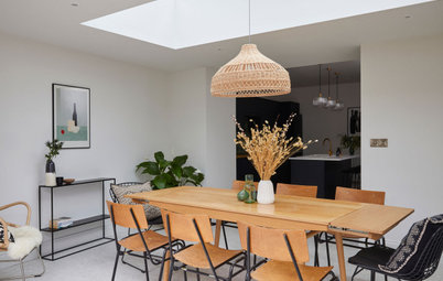 Houzz Tour: An Updated Period House With a Modern Extension