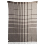 """Roros Tweed - Filos, Grey - """"Filos is a soft and light throw. Your friend in a cool summer night or in front of the fireplace, perfect to sweep around your shoulders or wrap yourself in."""