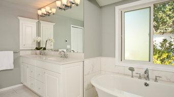 Bellevue Lakemont Master Bath