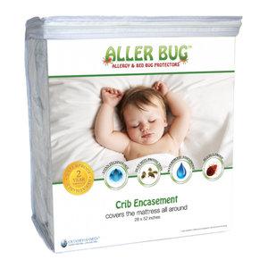 Aller Bug Crib Mattress Encasement