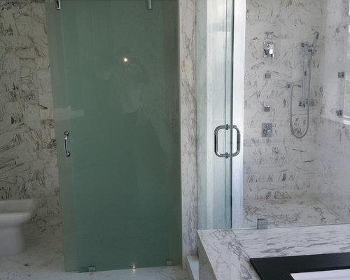 Full Bathroom Remodel - Shower Doors