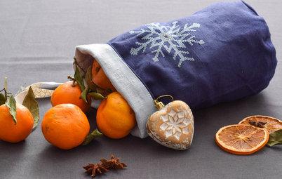 Бережный дизайн: Упаковываем новогодние подарки в полезные вещи