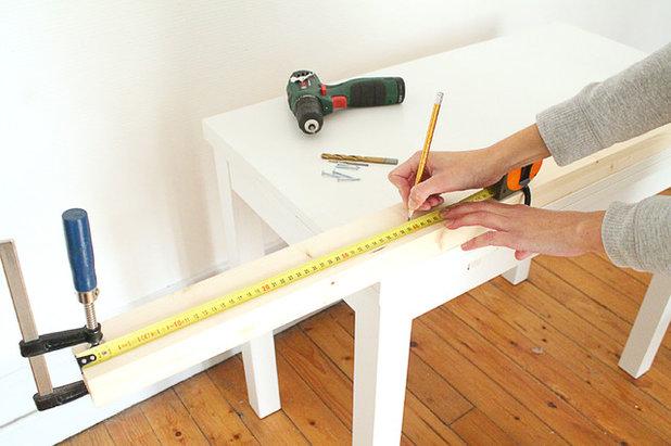 kleiderst nder aus holz einfach selber bauen. Black Bedroom Furniture Sets. Home Design Ideas