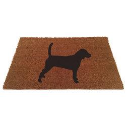 Contemporary Doormats by UncommonDoormats