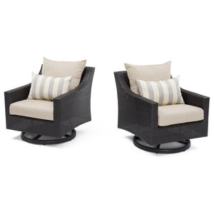 Fine Deco Deluxe Motion Outdoor Club Chairs Set Of 2 Tropical Gamerscity Chair Design For Home Gamerscityorg