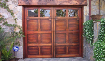 Our Custom Wood Garage Doors