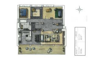 Renovation d'un appartement de 114qm