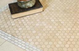 Hexagon Mosaic Tiles