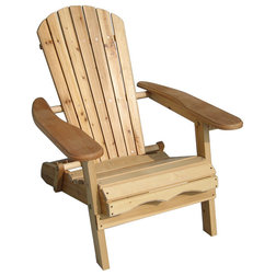 Beach Style Adirondack Chairs by Merry Products