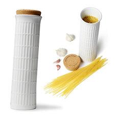 - Ёмкость для хранения спагетти 2-в-1 Leaning Tower - Пищевые контейнеры