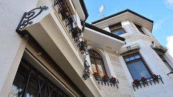 Элементы для интерьера и фасада дома в Озерках