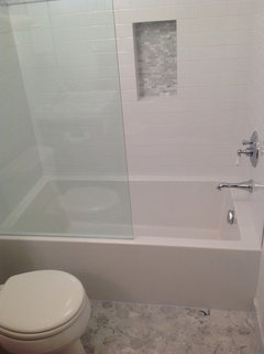 Here Is The Americh Turo Tub Installed.