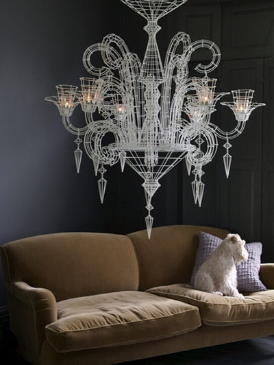 Perfect Chandeliers by Abigail Ahern